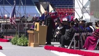 Download Cory Booker 2017 Commencement Speech Video