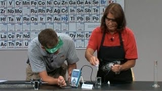 Download Effect of Concentration on Conductivity of Solutions Video
