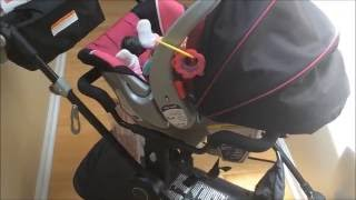 Download My New Reborn Baby Doll Stroller/Travel System for a Car Seat! Video