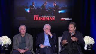 Download EXCLUSIVE! ″The Irishman″ press conference live from the Four Seasons Beverly Hills Video