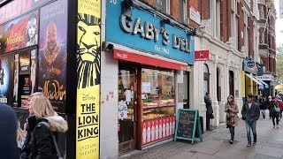 Download Africa on the Square + Gabys Deli London Video