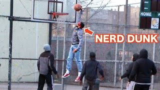 Download Nerds Play Basketball In The Hood Like A Boss! Video