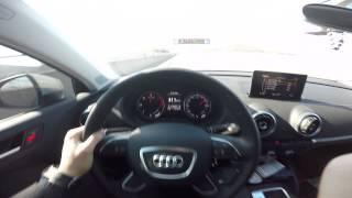 Download 김프로 아우디 A3 2014 최고속도 테스트 with GoPro4(고프로4) Video