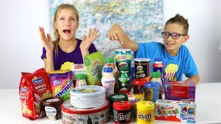 Download Don't Choose the Wrong Snack Slime Challenge! Video