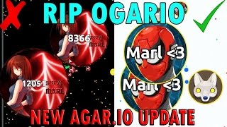 Download NEW AGAR.IO UPDATE - RIP OGARIO - First TakeOver in the new Vanilla. Video