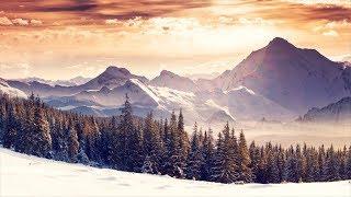 Download Beautiful Winter Scenes, Relaxing Music, Study Music, Meditation Music Video