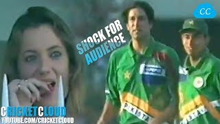 Download Wasim Akram's Insane Swinging 3 Wickets in 1 Over Shocked the Audience & Batsmen !! Video