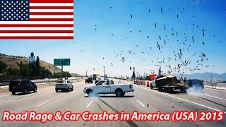 Download Road Rage and Car Crashes in America (USA) 2015 HD [Part 14] Video