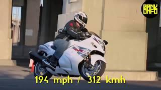 Download MOTOR PAKAI MESIN JET?! INILAH DAFTAR 5 MOTOR SUPER CEPAT DI DUNIA TAHUN 2019 Video