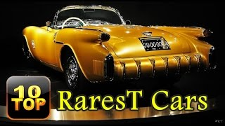 Download Top 10 Rarest Cars You've Probably Never Heard Of Video