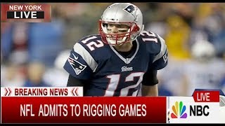 Download Breaking News: NFL Admits to Rigging Games for Super Bowl Video
