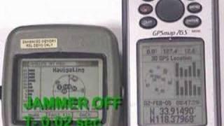 Download Civilian & Military GPS under jamming Video