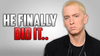 Download Eminem Finally Responds To MGK On KILLSHOT.. Video