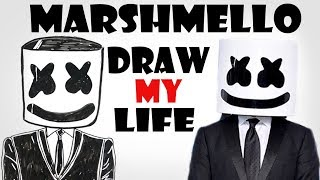 Download Draw My Life : Marshmello Video