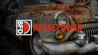 Download BFD Horsepower expansion pack Video