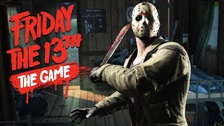 Download PLAYING AS JASON on FRIDAY THE 13TH GAME!! Video