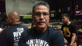 Download Danny Garcia victor ortiz former trainer on brandon rios fight EsNews Boxing Video