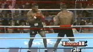 Download Boxing] Mike Tyson vs Alfonso Ratliff 860906 Video