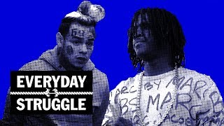 Download 6ix9ine's Chief Keef Diss on 'Get the Strap,' Artists Finessing Album Sales | Everyday Struggle Video
