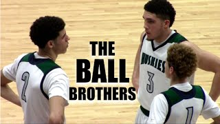 Download The Ball Brothers CAN'T BE STOPPED! #1 Chino Hills Brings Crazy Offense to HoopHall Classic Video