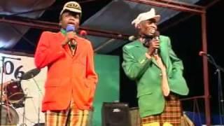 Download Zambian Comedy Bikkilon & Diffikoti Visit Ndola Video
