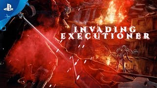 Download Code Vein - Invading Executioner Trailer | PS4 Video