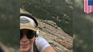 Download Selfie fail: bouldering teen posts selfie and falls more than 100 ft seconds later - TomoNews Video