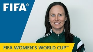 Download Referees at the FIFA Women's World Cup Canada 2015™: PERNILLA LARSSON Video