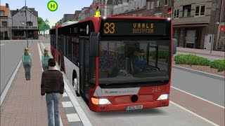 Download OMSI 2 - Mercedes-Benz Citaro G - Aachen Line 33 Video