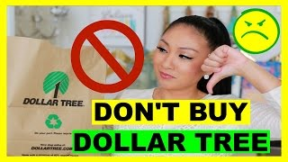 Download WORST DOLLAR TREE PRODUCTS! DON'T BUY! Video