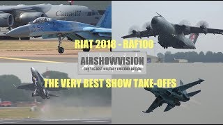 Download RIAT 2018: THE BEST TAKE-OFFS from the show! (airshowvision) Video