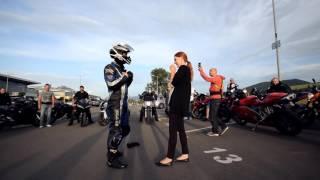 Download SOFIA RIDERS wedding proposal Video