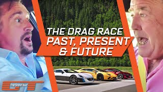 Download The Grand Tour: Aventador, NSX, and Rimac Drag Race Video