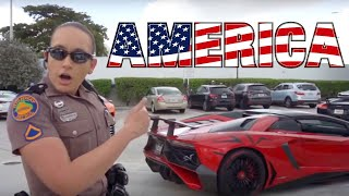 Download Cop Messes with the wrong Lambro | This is America! | Lambros Video