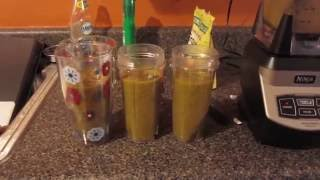Download JJ Smith 10 Day Green Smoothie Cleanse | Day 1-2 Video