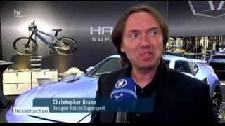 Download Halcón SuperSport Falcarto - Made in Hessen Video