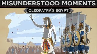 Download Misunderstood Moments in History - Cleopatra's Egypt Video
