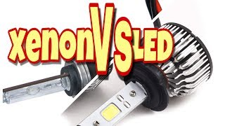 Download Fari a led e allo xenon, pro e contro Video