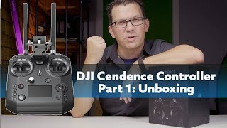 Download DJI Cendence Remote For Inspire 2 & M200 Unboxing and Overview Video