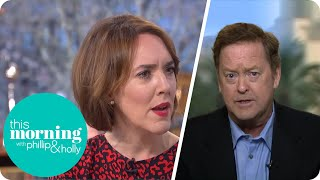 Download Royal Experts Discuss Harry and Meghan's Shocking Announcement | This Morning Video