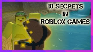 Download 10 Secrets In ROBLOX Games Video