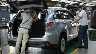 Download 2017 Toyota Highlander, Sienna and Sequoia Manufacturing Video