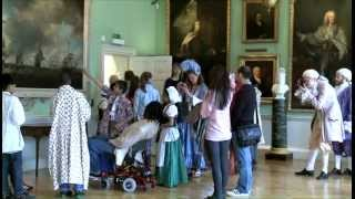 Download Foundling Back to Front Weekend by Yinka Shonibare at the Foundling Museum Video