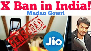 Download X Ban in India | Tamil | Madan Gowri | MG Video