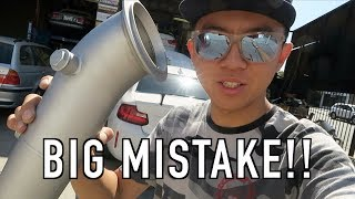 Download This exhaust RUINED my car... Video