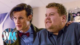 Download Top 10 Guest Star Cameos in Doctor Who Video