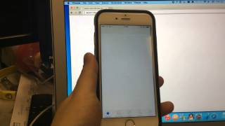 Download Steal App Store Password on Non-jailbroken iPhone 6 (iOS 8.1.3) Video