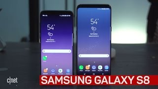 Download Samsung Galaxy S8 Hands-On Impressions Video