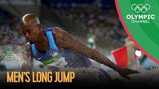 Download Men's Long Jump Final | Rio 2016 Replay Video