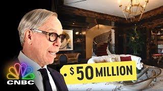 Download Go Inside Tommy Hilfiger's $50 Million Penthouse | Secret Lives Of The Super Rich | CNBC Prime Video